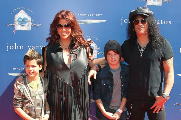 Slash's children