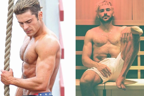 Want To Have A Celebrity Physique? Try This Zac Efron Workout Routine!