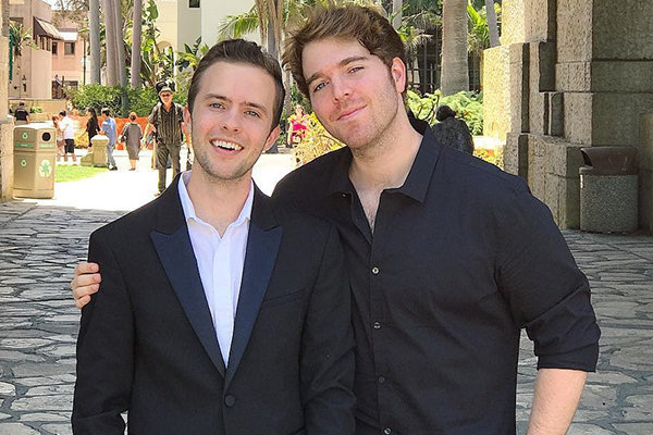 Who Is Shane Dawson's Partner Ryland Adams?