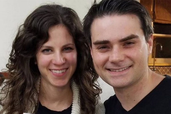 Meet Ben Shapiro's Wife Mor Shapiro. Married Since 2008 And Mother Of Two