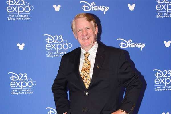 Bill Farmer – Goofy & Pluto's Voice Actor
