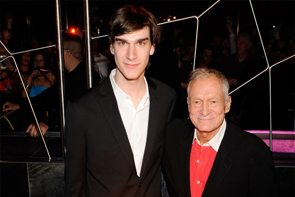 Know All About Hugh Hefner's Son Marston Hefner