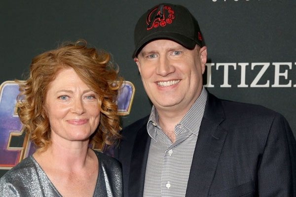 Who Is Kevin Feige's Wife Caitlin Feige? Look Into Their Marital Life