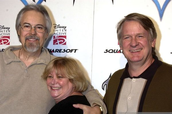 Bill Farmer's wife
