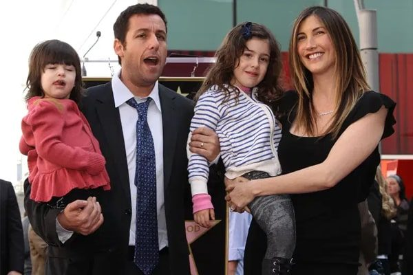 ackie Sandler and Adam Sandler's daughters