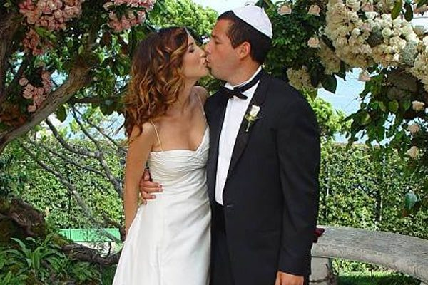 Adam Sandler and Jackie Sandler's marriage