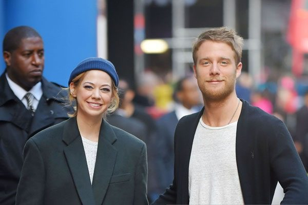 Analeigh Tipton's beau
