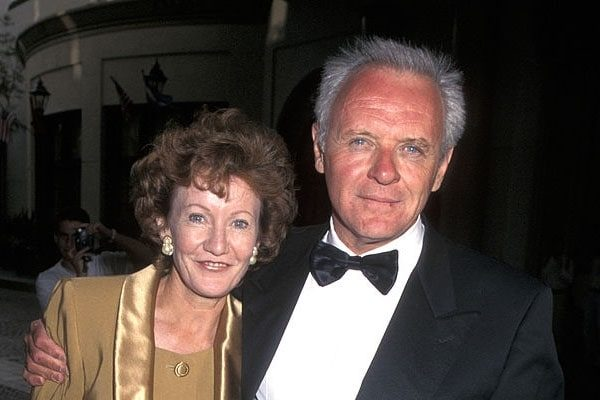 Anthony Hopkins' Wife