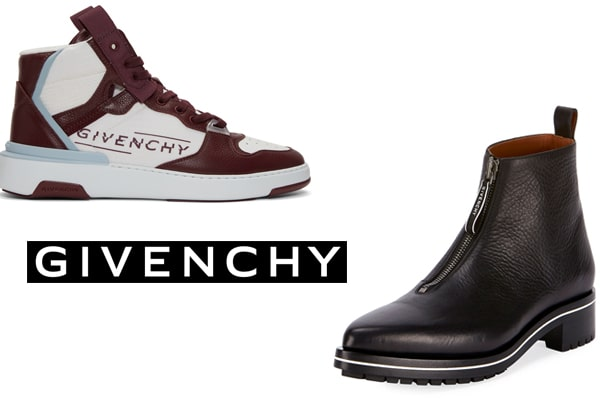 Taking a Closer Look At Givenchy Sneakers
