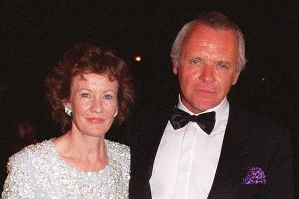 Jennifer Lynton and Anthony Hopkins