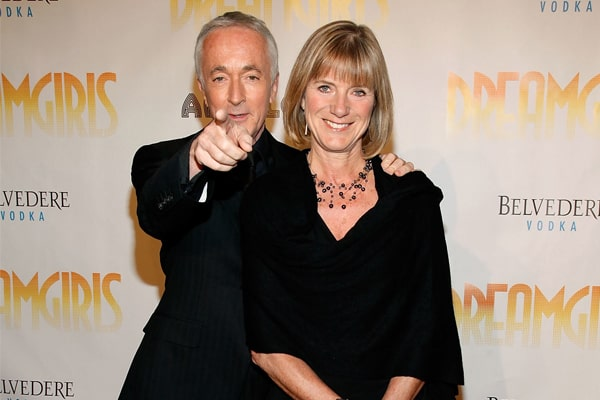 Christine Savage Has Been Anthony Daniels' Wife Since 1999