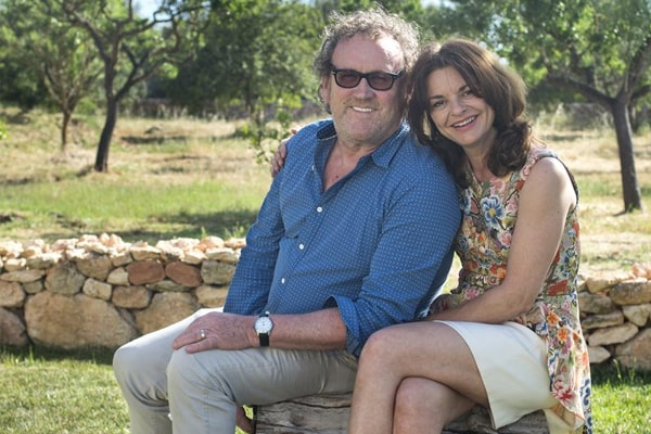 Colm Meaney's Wife Ines Glorian, A Costume Designer, Living A Blissful Marital Life Since 2007