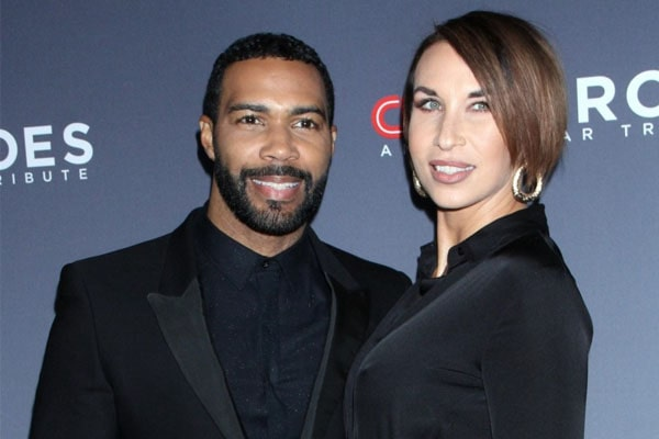 Meet Omari Hardwick's Wife Jennifer Pfautch. Mother Of Two