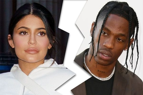 Kylie Jenner and Travis Scott breakup