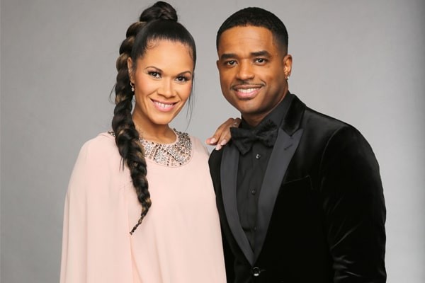 Meet Larenz Tate's Wife Tomasina Parrott, Know All About Her