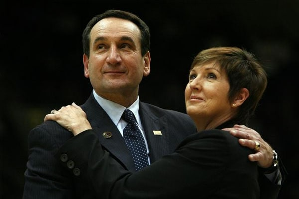 Facts About Mike Krzyzewski's Wife Mickie Krzyzewski. Married Since 1969