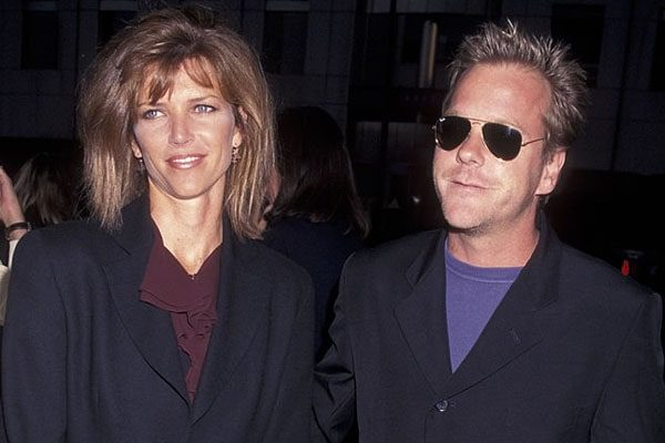 Kiefer Sutherland's second wife