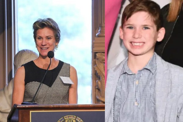 Maeve Kennedy McKean, Robert F. Kennedy's Granddaughter, is Missing Along With Her Son