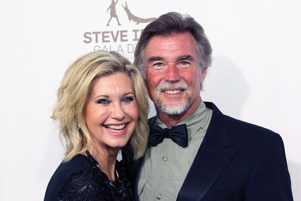 John Easterling – Olivia Newton-John's Husband
