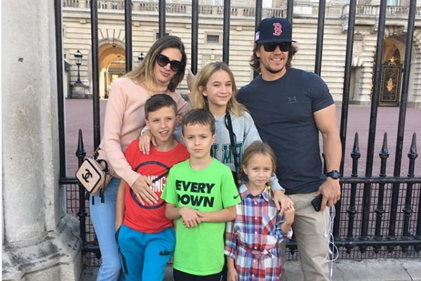 Meet All Of Actor Mark Wahlberg's Children And Learn More About Them