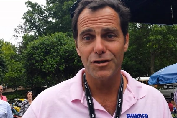 Who Is Actor Andy Buckley's Wife Nancy Banks, Learn About Children And More