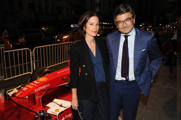 Farah Mattiacci, Who Is Marco Mattiacci's Wife And Baby Mama?