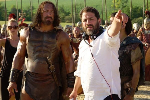 Brett Ratner directing movie, Hercules