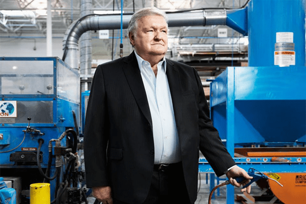 Net Worth of Billionaire Donald Friese | Forbes Listed and Owner of C.R Laurence