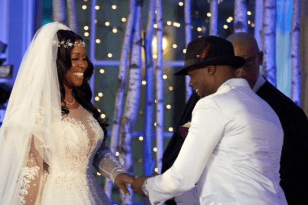 Remy Ma Wedding with Papoose | Bridesmaid Keyshia Cole with Rah Ali (Photos)