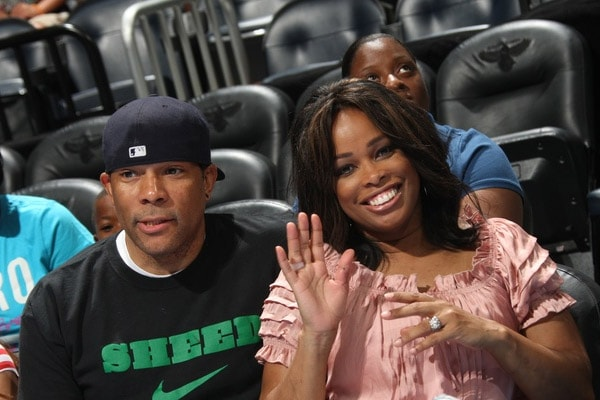 Pam Oliver's Husband Alvin Whitney Supportive Despite Infertility Issue