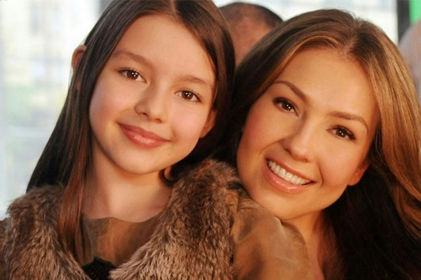 Meet Sabrina Sakae Mottola Sodi – Thalia's Daughter With Tommy Mottola
