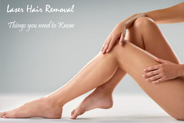 What Should You Know Before Using Laser Hair Removal?