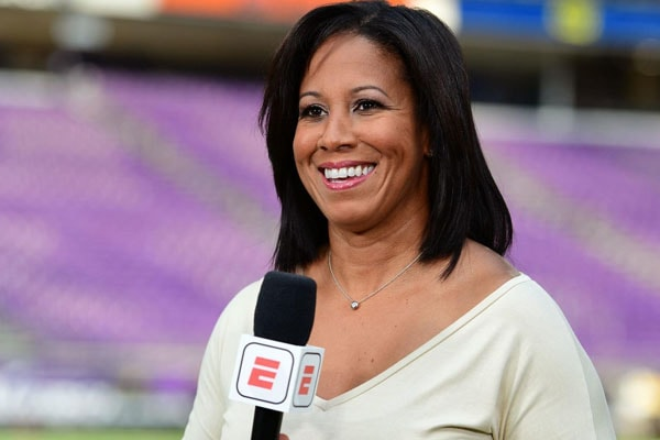 Lisa Salters – Sports Journalist