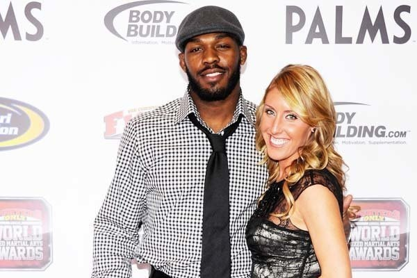 Jon Jones' Fiancee Jessie Moses Is The Mother Of Their Three Children